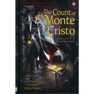 The Count of Monte Cristo - Usborne Books 9780746097007