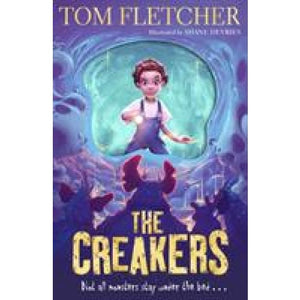 The Creakers - Penguin Books 9780141388847