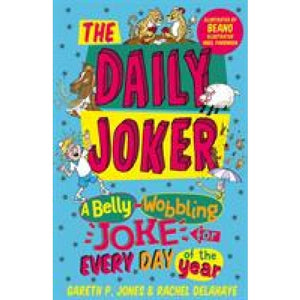 The Daily Joker: A Belly-Wobbling Joke for Every Day of the Year - Templar Publishing 9781848127890
