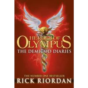 The Demigod Diaries (Heroes of Olympus) - Penguin Books 9780141344379