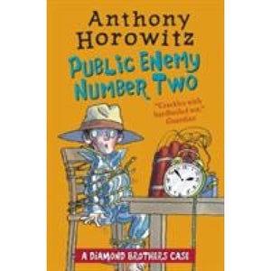 The Diamond Brothers in Public Enemy Number Two - Walker Books 9781406365849