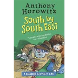 The Diamond Brothers in South by East - Walker Books 9781406369151