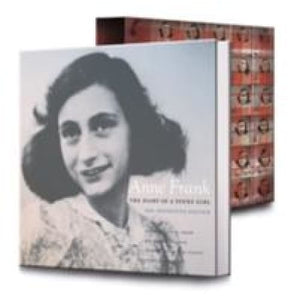 The Diary of a Young Girl (H/B slipcase) - Penguin Books 9780141336671