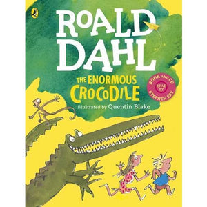 The Enormous Crocodile (Book and CD) - Penguin Books 9780241344934