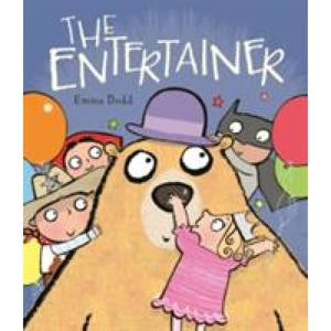 The Entertainer - Templar Publishing 9781783700257