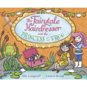 The Fairytale Hairdresser and the Princess Frog - Penguin Books 9780141386645