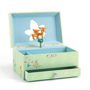 The fawn's song Musical box - Djeco 3070900065987