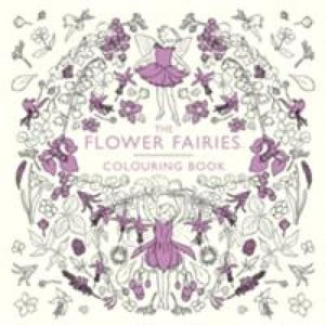 The Flower Fairies Colouring Book - Penguin Books 9780241279045