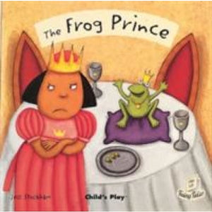 The Frog Prince - Child's Play International 9781846430770