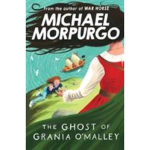 The Ghost of Grania O'Malley - Egmont 9781405233408
