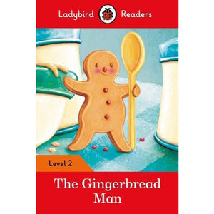 The Gingerbread Man - Ladybird Readers Level 2 - Penguin Books 9780241254424