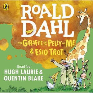 The Giraffe and the Pelly Me & Esio Trot - Penguin Books 9780141370415