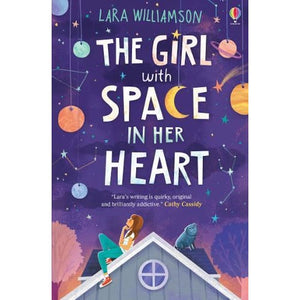 The Girl with Space in Her Heart - Usborne Books