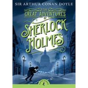 The Great Adventures of Sherlock Holmes - Penguin Books 9780141332499