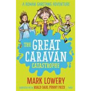 The Great Caravan Catastrophe - Templar Publishing 9781848126138