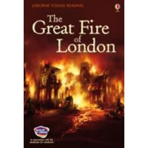 The Great Fire of London - Usborne Books 9781409581024