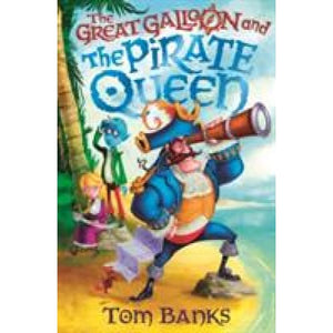 The Great Galloon and the Pirate Queen - Templar Publishing 9781848124509