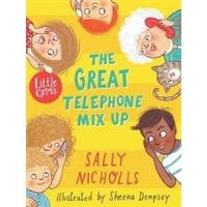 The Great Telephone Mix-Up: (Little Gem) - Barrington Stoke 9781781127353