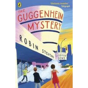 The Guggenheim Mystery - Penguin Books 9780141377032