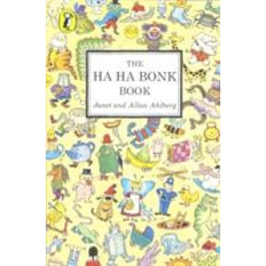 The Ha Bonk Book - Penguin Books 9780140314120