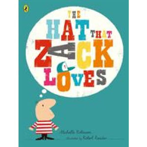 The Hat That Zack Loves - Penguin Books 9780141379678