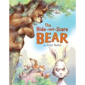 The Hide-and-Scare Bear - Templar Publishing 9781783701896