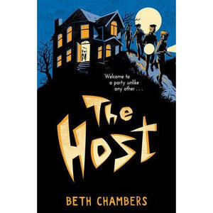 The Host - Bloomsbury Publishing 9781472910172