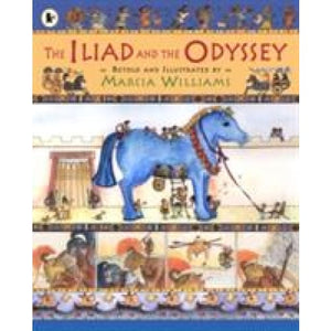 The Iliad and the Odyssey - Walker Books