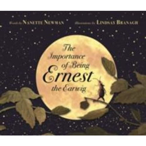 The Importance of Being Ernest the Earwig - Templar Publishing 9781783706365