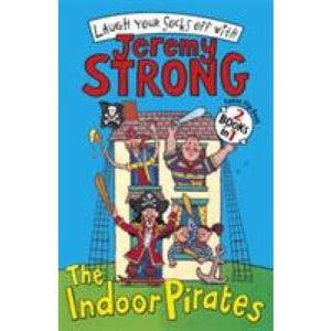 The Indoor Pirates/The Pirates on Treasure Island - Penguin Books 9780141336183