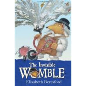 The Invisible Womble - Bloomsbury Publishing 9781408808344