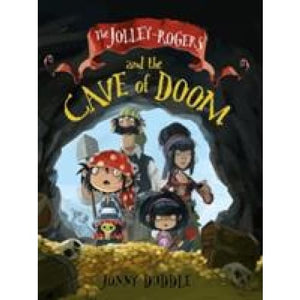 The Jolley-Rogers and the Cave of Doom - Templar Publishing 9781848772410