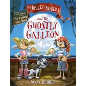 The Jolley-Rogers and the Ghostly Galleon - Templar Publishing 9781848772403