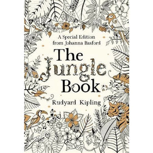 The Jungle Book: A Special Edition from Johanna Basford - Vintage Publishing 9781784872380