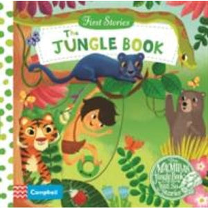 The Jungle Book - Pan Macmillan 9781509808366