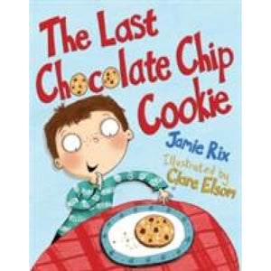 The Last Chocolate Chip Cookie - Templar Publishing 9781848124011