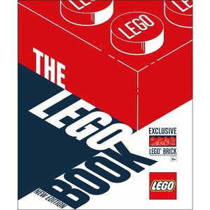 The LEGO Book New Edition: with exclusive brick - Dorling Kindersley 9780241314227