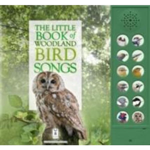 The Little Book of Woodland Bird Songs - Fine Feather Press 9781908489289