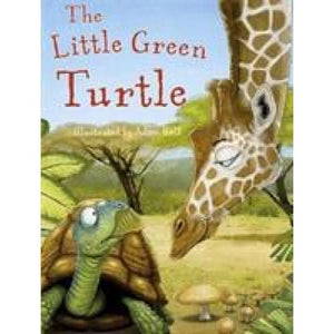 The Little Green Turtle - Templar Publishing 9781848778955