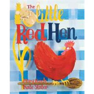 The Little Red Hen - Barefoot Books 9781782850410
