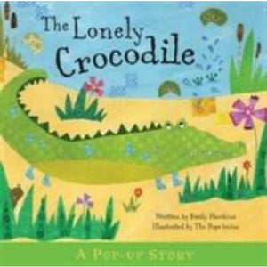 The Lonely Crocodile: Pop-up Stories - Templar Publishing 9781848774902