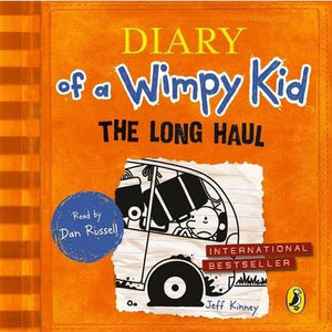 The Long Haul (Diary of a Wimpy Kid book 9) - Penguin Books 9780141357805