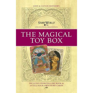 The Magical Toy Box - Templar Publishing 9781848774438
