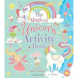 The Magical Unicorn Activity Book - Arcturus Publishing 9781788286923