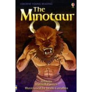 The Minotaur - Usborne Books 9780746096963