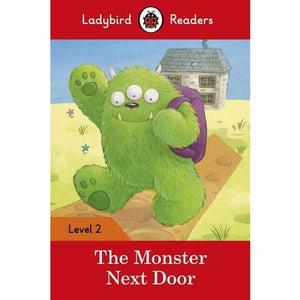 The Monster Next Door - Ladybird Readers Level 2 - Penguin Books 9780241254448