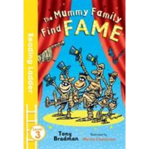 The Mummy Family Find Fame - Egmont 9781405282413