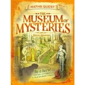 The Museum of Mysteries (Maths Quest) - QED Publishing 9781848356344