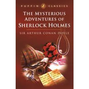 The Mysterious Adventures of Sherlock Holmes - Penguin Books 9780140372625