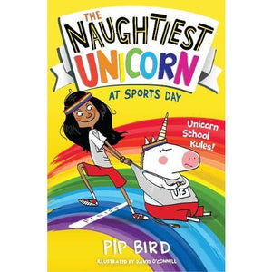 The Naughtiest Unicorn at Sports Day - Egmont 9781405294799
